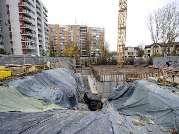Lucrarile de constructii au crescut in primele 10 luni