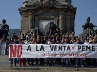 Mexic pune capat monopolului de 75 de ani al companiei petroliere de stat