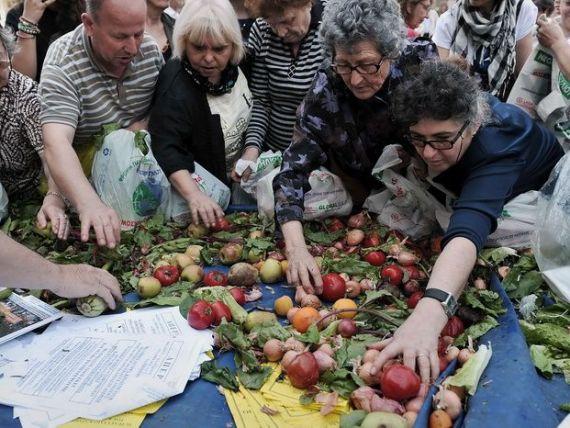 Grecia inregistreaza deflatie record, cel mai mare nivel din ultimii 50 de ani. Preturile au scazut cu 3%