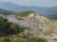 Legea minelor, care ar fi dat curs proiectului Rosia Montana, nu a adunat numarul de voturi necesar pentru a fi adoptata