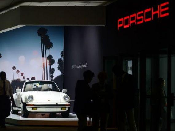 Porsche, firma care a produs masina in care a murit Paul Walker, data in judecata de vaduva soferului