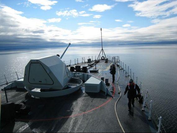 Lupta pentru Polul Nord se intensifica. Putin ordona sporirea prezentei militare in Arctica, dupa ce Canada a sfidat Rusia pentru a-si extinde suveranitatea