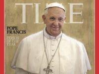 "Papa Francisc, desemnat ""persoana anului 2013"" de revista Time"