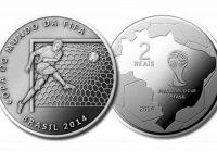 Brazilia va lansa monede comemorative pentru Cupa Mondiala 2014
