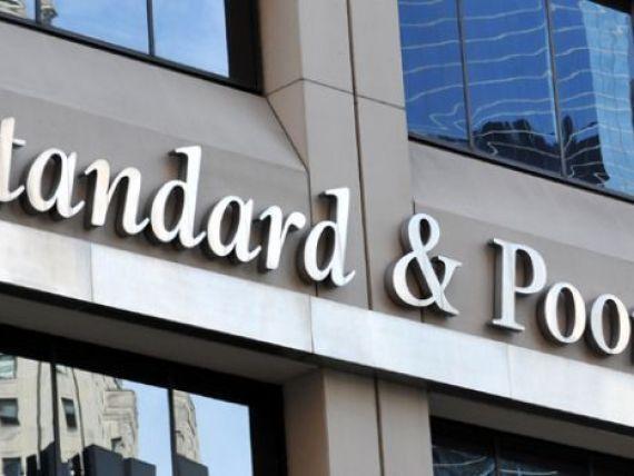 Standard Poor rsquo;s a inrautatit perspectiva ratingului Bulgariei de la stabila la negativa