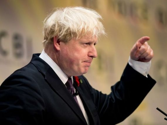 Primarul Londrei:  Inegalitatea veniturilor e buna. Unii nu pot reusi in viata din cauza prostiei