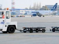 Cinci curse aeriene ce ar fi trebuit sa aterizeze in Capitala, deviate la Constanta din cauza cetii