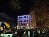 200 de persoane protesteaza la Universitate fata de modificarile aduse Codului penal