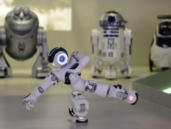 Google pregateste  revolutia robotizata . Gigantul IT a cumparat o companie care produce roboti, sub forma de animale