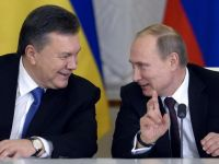 Putin anunta scaderea pretului gazelor pe care Rusia le vinde Ucrainei. Cele doua state au semnat un acord ce inlatura obstacolele comerciale dintre ele