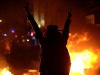 Violente la Istanbul. Politia a intervenit cu gaze lacrimogene contra manifestantilor care cer demisia guvernului