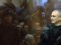 """Primele declaratii in libertate. Fostul magnat al petrolului, Mihail Hodorkovski: """"Ma voi tine departe de politica si afaceri. Stiam ca la acest nivel se joaca foarte dur"""""""