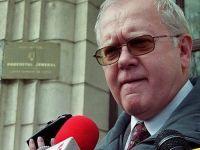 """DNA contesta decizia in cazul fostului ministru al Apararii, Victor Babiuc: """"Ramane in detentie pana la judecarea recursului"""""""