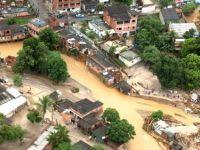 Inundatii in Brazilia. Cel putin 6 persoane au murit, iar 40.000 au ramas fara adapost
