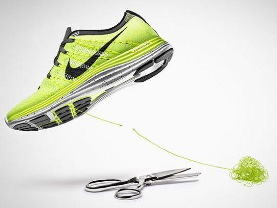 Soseta  care i-a adus producatorului american Nike castiguri uriase in doar 3 luni
