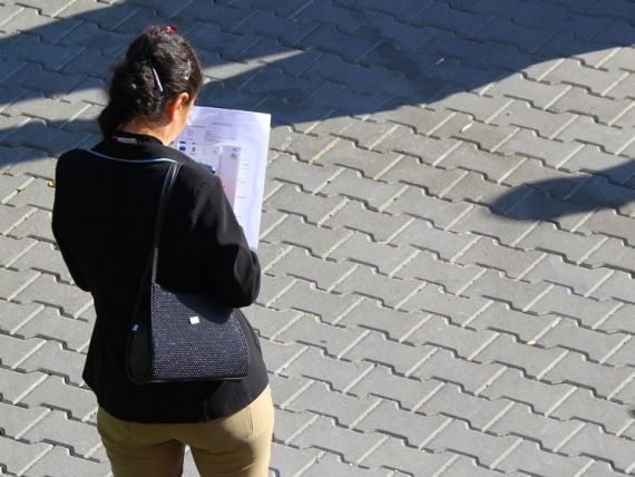 Rata somajului, 7% in iulie, in scadere cu 0,3% fata de anul trecut