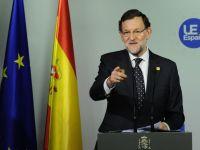Rajoy: 2014 va fi anul in care va incepe recuperarea economica a Spaniei