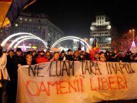 INFOGRAFIC INTERACTIV: 2013, anul in care romanii au invatat sa le spuna NU politicienilor