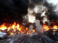 Cel putin 46 de morti intr-un val de atentate in Irak