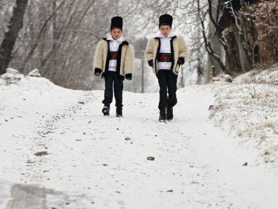Pensiunile de la munte au atras de sarbatori cu 10% mai multi turisti fata de 2012. Ce regiuni au preferat romanii pentru vacanta