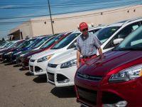 Piata auto din SUA a avut anul trecut cea mai buna evolutie dupa 2007. Care a fost cea mai vanduta masina din America