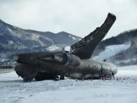 Un avion de mici dimensiuni s-a prabusit la aterizare, in Colorado