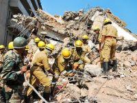 Cel putin 17 morti in urma prabusirii unei cladiri in India