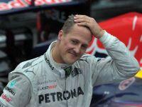 """Un apropiat al lui Schumacher spune ca starea pilotului """"s-a ameliorat usor"""""""