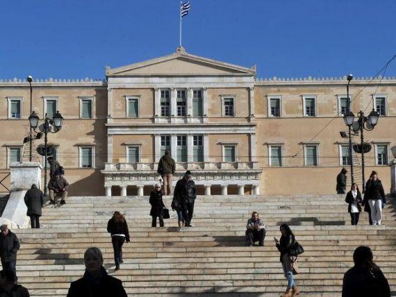 Grexit 2015: Banca centrala de la Atena cere BCE ajutor financiar de urgenta. Banii, destinati sustinerii bancilor comerciale, in cazul in care extrema stanga preia puterea