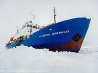 Nava ruseasca a inceput sa se elibereze dintre gheturile Antarcticii