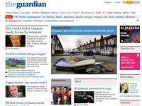 Site-ul publicatiei The Guardian a fost blocat in China, dupa a publicarea unei stiri despre violentele din regiunea Xinjiang