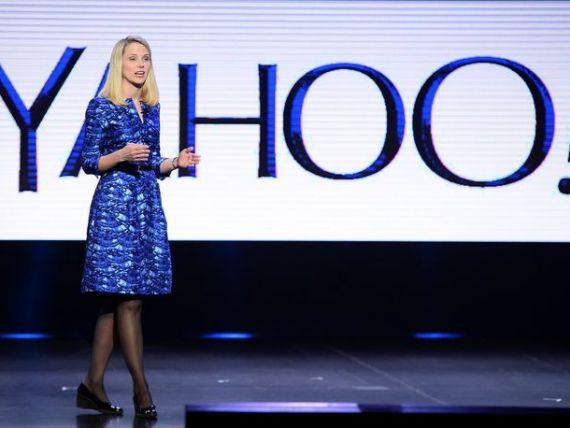 Crestere modesta pentru Yahoo in trim.I, intr-o perioada delicata pentru companie. Rezultatele,  o nota de subsol  comparativ cu afacerile Alibaba
