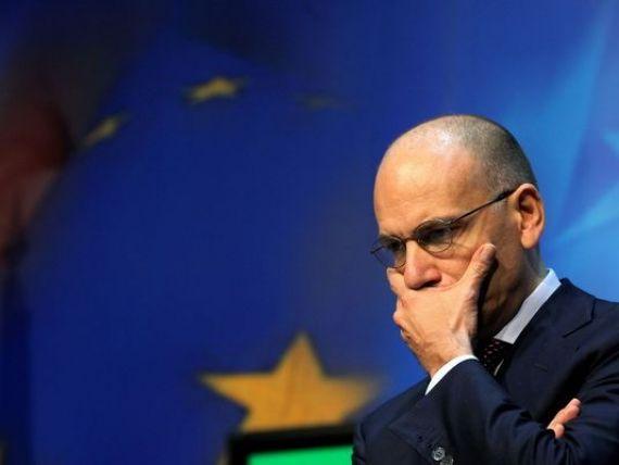 Italia ar putea vinde o participatie de 40% din compania de posta, pentru a reduce indatorarea ridicata a tarii