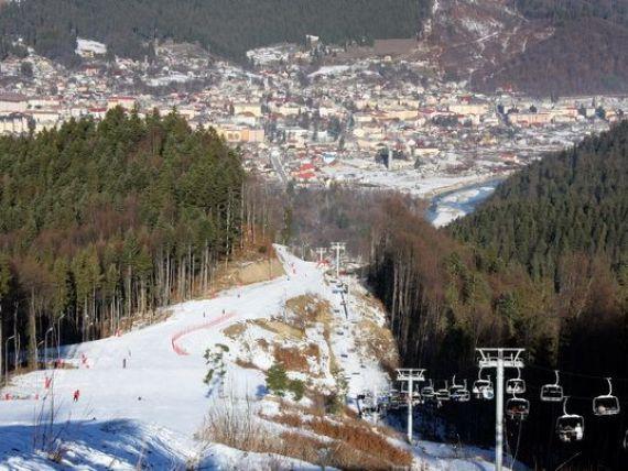 Pierderi de peste 1 milion euro/zi pentru hotelurile de la munte, din cauza lipsei zapezii. Numarul turistilor, cu 80% mai mic