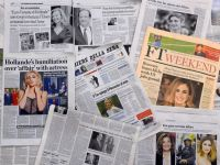 "Cel mai nepopular presedinte francez, ""indragostitul"" Hollande, da piept cu jurnalistii. Astazi prezinta schema de tratament pentru ""bolnavul economic"" al Europei, Franta"