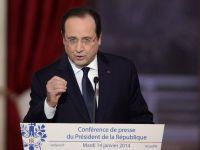 Hollande promite reducerea taxelor, pentru revigorarea economiei. Fiscalitatea pe forta de munca, redusa cu 30 mld. ruro