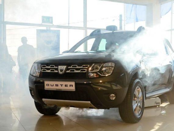 Dacia produce 500 de automobile Duster Pick-Up modificate, special pentru OMV Petrom
