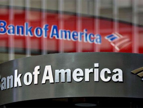 Bank of America plateste 16,67 mld. dolari, cea mai mare amenda impusa vreodata in SUA, in legatura cu operatiunile care au alimentat criza financiara