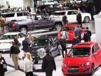 """Salonul Auto de la Detroit: """"Eficienta este cuvantul cheie, cu modele mai usoare si mai economice"""""""