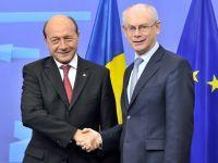 "Romania vrea in Schengen cat mai curand. Basescu: ""Vrem sa incepem procesul de aderare, in etape"""
