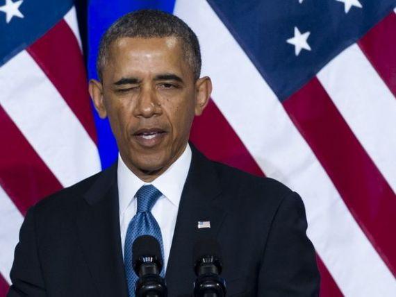 Obama:  Administratia SUA va spori controlul asupra serviciilor de spionaj. Informatiile vor fi utilizate strict pentru securitate