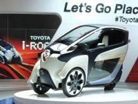 CES 2014. Cele mai tari gadgeturi lansate in Las Vegas: masina care nu se rastoarna si boxa audio transparenta