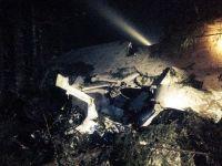 Un avion a aterizat fortat in Apuseni. Pilotul Adrian Iovan si o studenta au murit. Ceilalti 5 raniti, internati la Terapie Intensiva, in Cluj