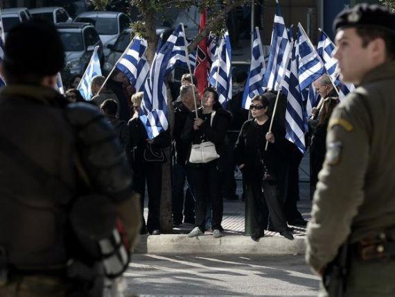 Datoriile grecilor la compania publica de electricitate cresc, in medie, cu 4 milioane de euro pe zi