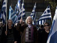 Grecia ar putea plati 400 milioane euro, pentru a compensa taieri neconstitutionale de salarii