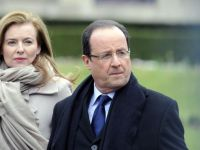 "Francois Hollande a anuntat, oficial, despartirea de ""Prima Doamna"", jurnalista Valérie Trierweiler"
