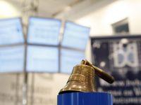 Actiunile Electrica au debutat pe bursele de la Bucuresti si Londra si au inchis ziua in crestere usoara. O parte din titluri, cumparate de Arhiepiscopia Clujului