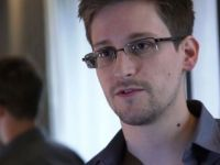 Edward Snowden, ales rector al Universitatii din Glasgow