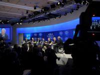 "Forumul de la Davos s-a incheiat intr-o nota de optimism privind perspectivele economice. Bancheri: ""Europa isi revine"""