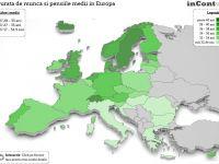 Clasamentul europenilor care lucreaza cel mai mult. Unde sunt cele mai mari pensii si care este situatia Romaniei